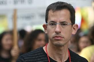 Hagai El-Ad, executive director of B'Tselem
