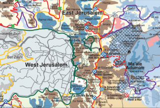 Settlement Report July 7 2017 Foundation for Middle East Peace